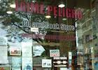 Jamie Peligro Bookstore